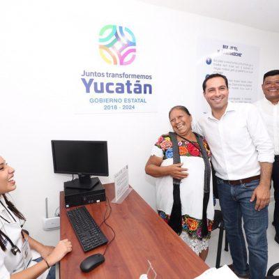 Programa 'Médico 24/7', un alivio a la salud de los yucatecos
