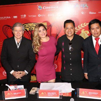 Comienza la gran fiesta del cine en Yucatán