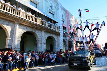 Este lunes 18 de noviembre, el Desfile de la Revolución Mexicana