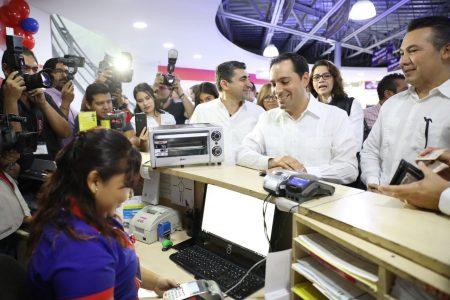 Mauricio Vila aprovecha el Buen Fin: compra su horno tostador
