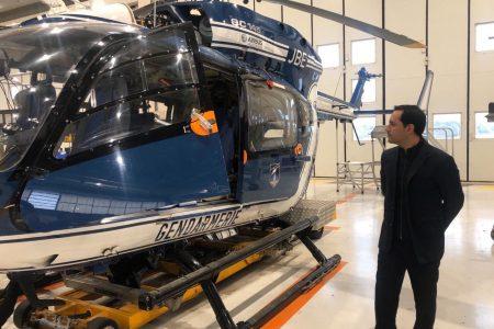 Airbus podría instalar una 'Heliescuela' en Yucatán para entrenar a sus pilotos