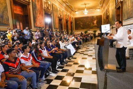 Realizarán en Yucatán los II Juegos Panamericanos Universitarios