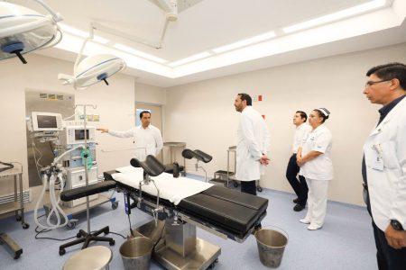 Mauricio Vila destina 137.5 mdp para rehabilitar 51 unidades médicas