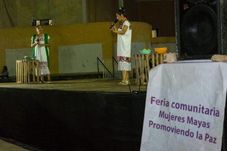 En Kinchil, las mujeres mayas promueven la paz