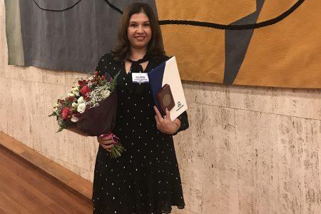 Científica yucateca, primera mexicana en ganar premio Unesco – Iupac