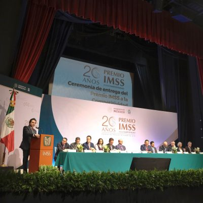 La Ceiba recibe premio IMSS a la Competitividad 2019