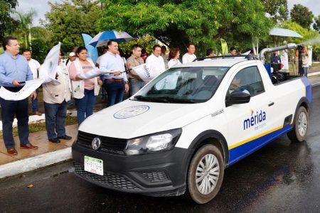 Renán Barrera pone en marcha nueva 'pasada' de fumigación en Mérida