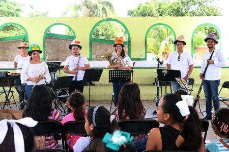 Forman talentos para orquestas típica de Tekax y sinfónica de Hunucmá