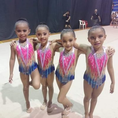 Destaca Yucatán en torneo nacional de fundamentos de gimnasia rítmica