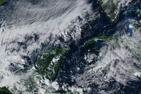 Conagua pronostica norte para el fin de semana
