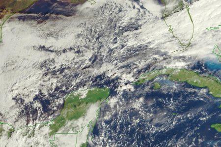 Ya nos cayó el frente frío 11: se esperan nublados, lluvias y ligera baja de temperatura