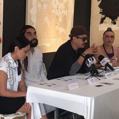 'Manifestación de los Salmos' regresa a Mérida tras un mes en Campeche