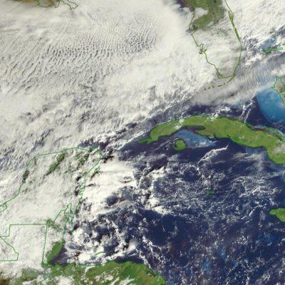 Apenas está empezando el frente frío: se espera norte fuerte y lluvias