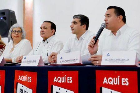 Sorprenden a secretaria de Economía prácticas del Ayuntamiento de Mérida