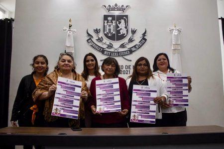Empoderan a las mujeres en Mérida: les enseñan sus derechos