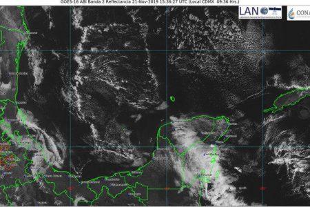 Regresa el calor a Yucatán y algunas lluvias por la tarde
