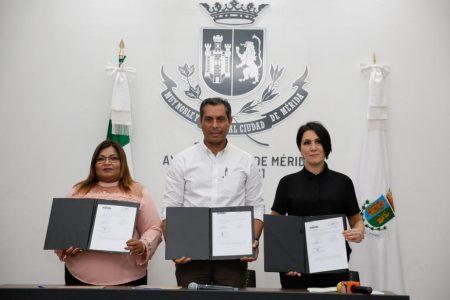 Más acciones para prevenir la violencia contra la mujer en Mérida