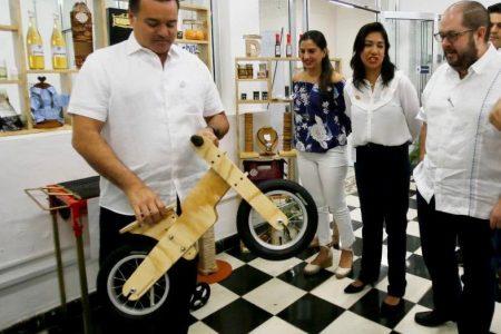 Renán Barrera ofrece más apoyos a emprendedores de 'Soy Parte de los 100'