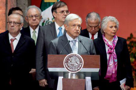 AMLO descarta cambios en su gabinete: vamos bien, dice