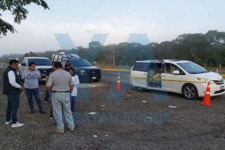 Muere bebé en la carretera Mérida-Campeche