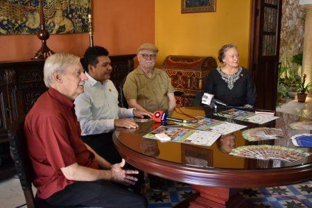 Casonas de Mérida abren sus puertas para una buena causa