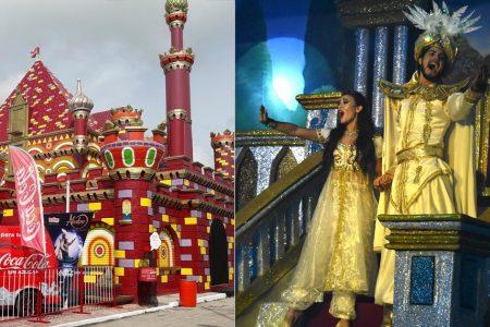 Castillo Coca Cola cumple 15 años de sueños en la Feria Yucatán
