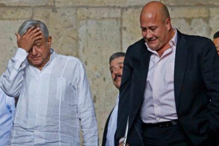 Reconoce AMLO cinco crisis en su primer año de gobierno