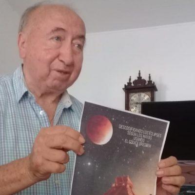 Los mayas predecían los eclipses, no solo los observaban