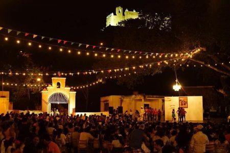 Celebran la tradicional Alborada en Tekax