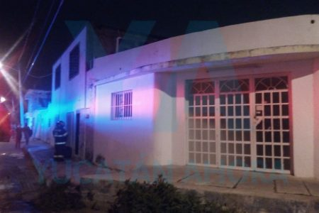 Vecino salva a una madre y su hija de un incendio mientras dormían