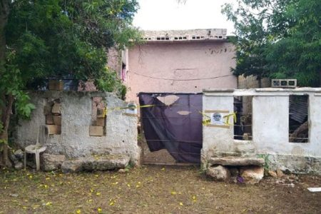 A prisión tres sujetos que mataron a un hombre y lo enterraron en el patio