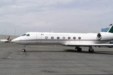 Llega a México Evo Morales: el avión aterrizó hace unos minutos