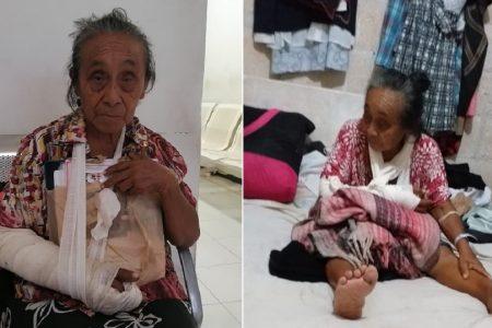 Abuelita de Izamal sigue esperando que la justicia llame a su puerta