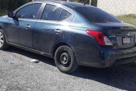 Esclarecen misterio del auto abandonado con sangre en La Joya Opichén