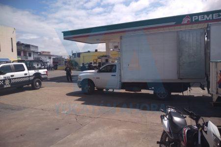 Capturan en Alvarado, Veracruz, a los asaltantes de bodega de pulpo en Progreso