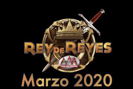 Rey de Reyes se adelanta para los amantes de la lucha libre en Mérida