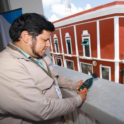 Sancionan a restaurantes, bares y hasta templos ruidosos en Mérida
