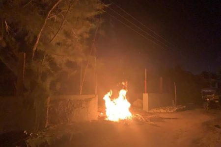 Sisal arde en llamas: piden justicia para pescadores chocados por patrulla naval