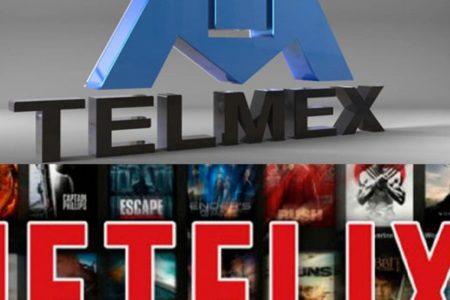 Telmex incluye suscripción a Netflix en nuevos paquetes Infinitum
