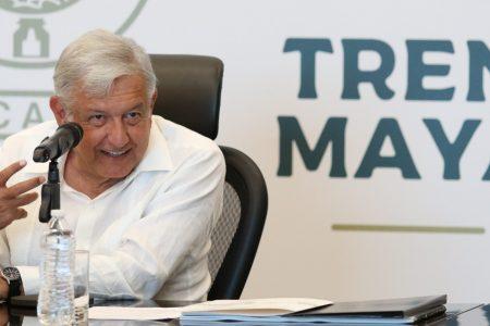 Tren Maya no será deuda, se financiará con ahorros, dice AMLO