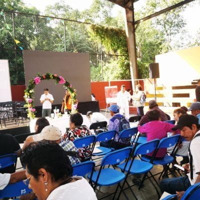 Participan 2,500 yucatecos en asambleas informativas del Tren Maya previas a la consulta