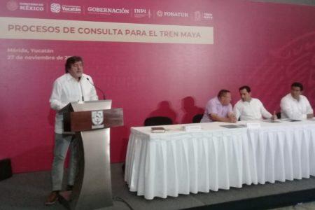 El Tren Maya será de biodiesel, sería oneroso el eléctrico: Jiménez Pons