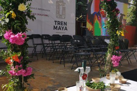 Especialistas del INAH participan en proceso de consulta del Tren Maya