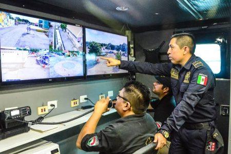 Servicios de emergencia y seguridad, garantizados este puente revolucionario