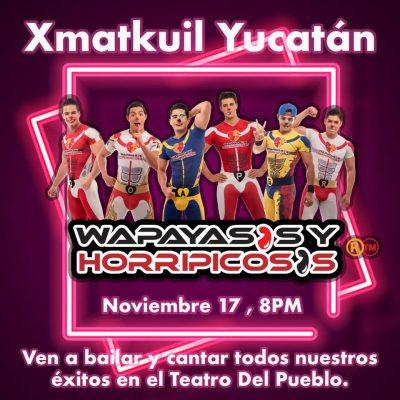 Mucha acción y diversión este fin de semana en la Feria Yucatán Xmatkuil