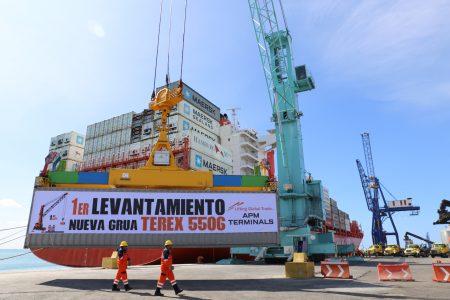 En marcha la modernización del Puerto de Altura de Progreso