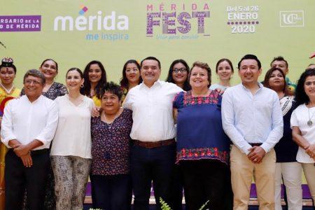 Presentan la fiesta para celebrar el 478 aniversario de Mérida