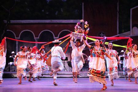 Danza y música, en la recta final del Festival Yucatán y sus Costumbres