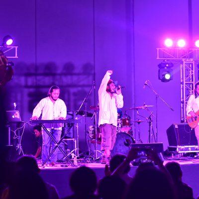 Jóvenes derrochan talento en concierto en lenguas mayenses