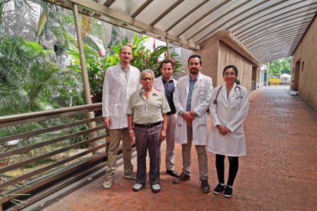 Exitosa cirugía de corazón abierto a paciente de 76 años en la UMAE del IMSS Yucatán